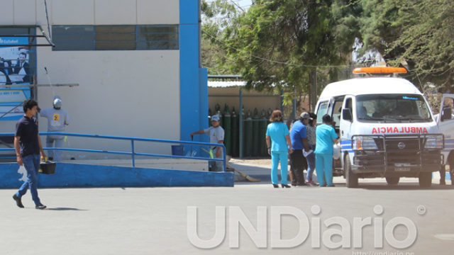 Hospital Essalud Pacasmayo