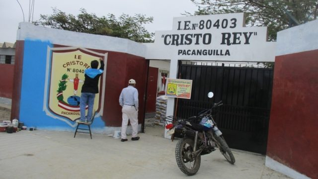 Img 3858  Institución Educativa Estatal N° 80403 Cristo Rey Centro Poblado Pacanguilla Pacanga Chepén 2017