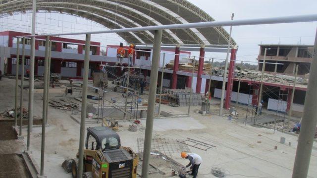 Img 5025  I E  Abel Toro Contreras Pacanga  Construcción  Fase Final 2017