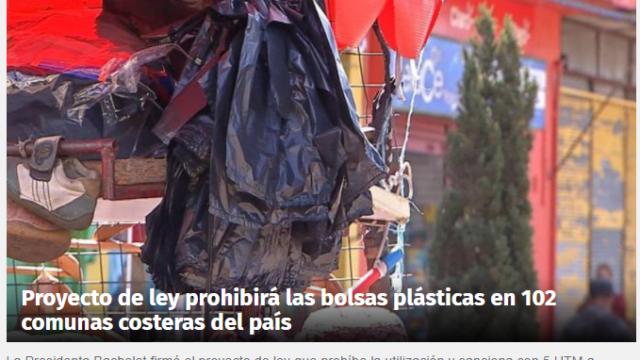 Chile Sin Bolsas
