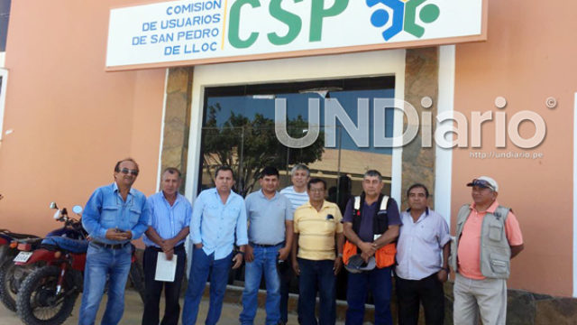 Comision Usuarios Regantes San Pedro