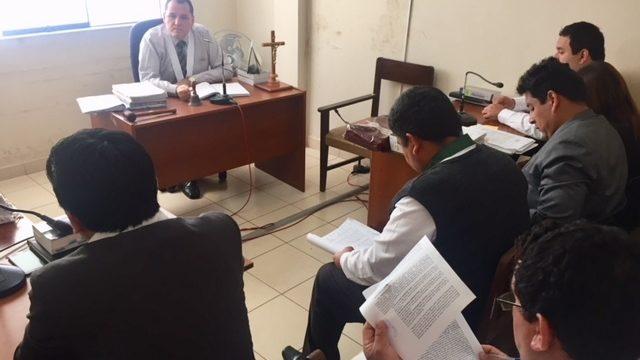 Juicio Alvarez Octubre 2017