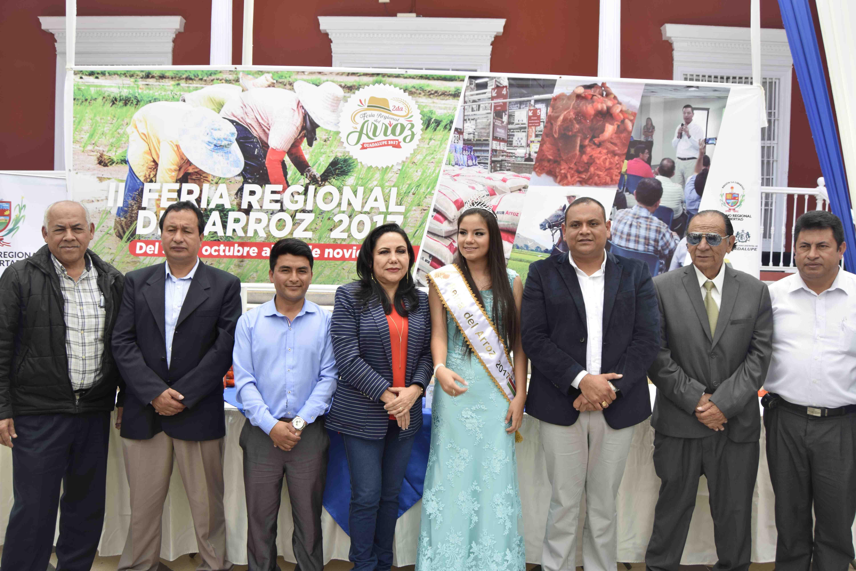 Invitados Feria Del Arroz