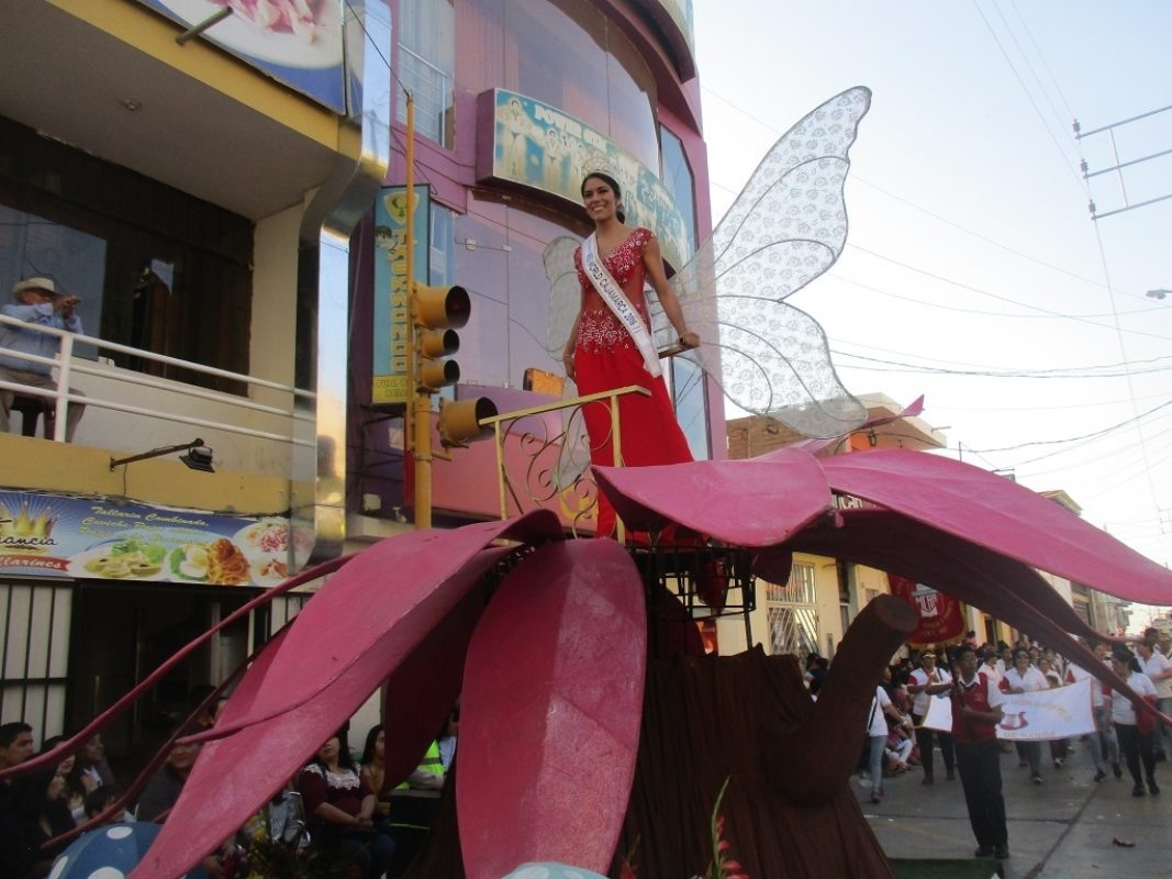 Img 6178  Miss World Cajamarca 2016  Corso Carros Alegóricos 58 Semana Chepén 2017