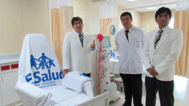 Hemodialisis Essalud