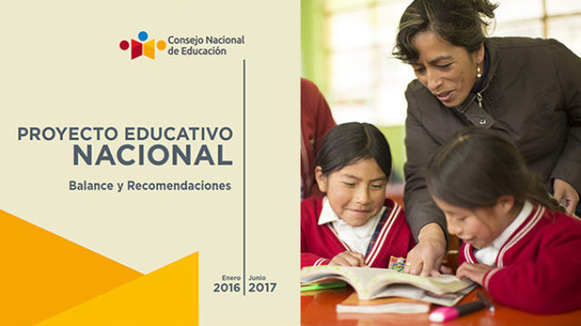Proyecto Educativo Nacional Cne