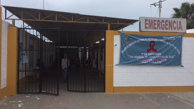 Hospital Minsa Pacasmayo Emergencia