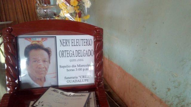 Recuerdo Nery Ortega Delgado