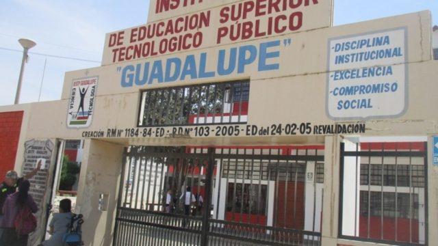 Img 5780  Instituto Educación Superior Tecnológico Público Guadalupe Provincia Pacasmayo 2017