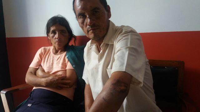 Jose Cruzado Y Maria Ruiz