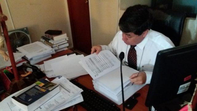Juez Perez Leon