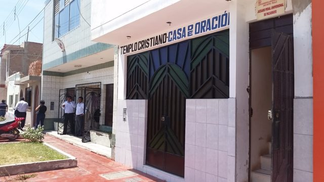 Juzgados Penal Pacasmayo San Pedro De Lloc