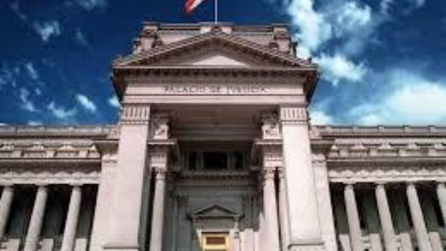 Palacio De Justicia Poder Judicial