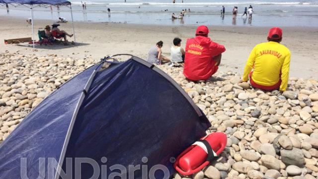 Salvavidas Playa Pacasmayo