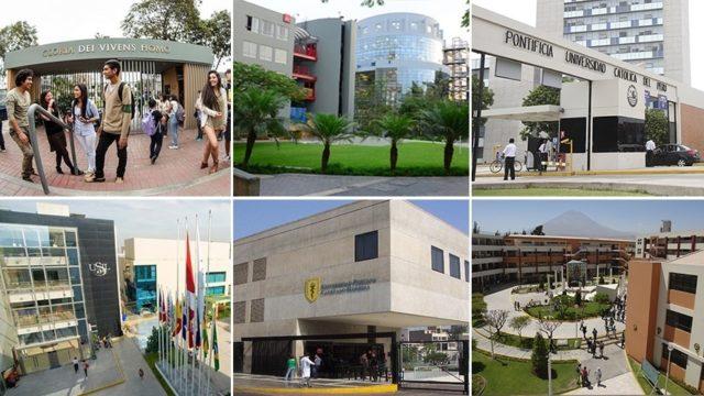 Universidades Licenciadas Con Carreras Acreditadas Sineace Calidad Educativa
