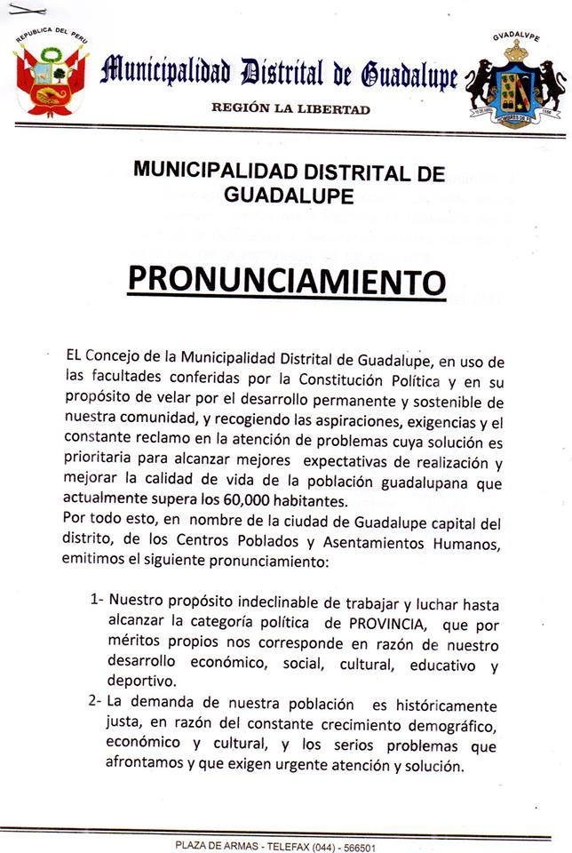 Guadalupe Provincia 1