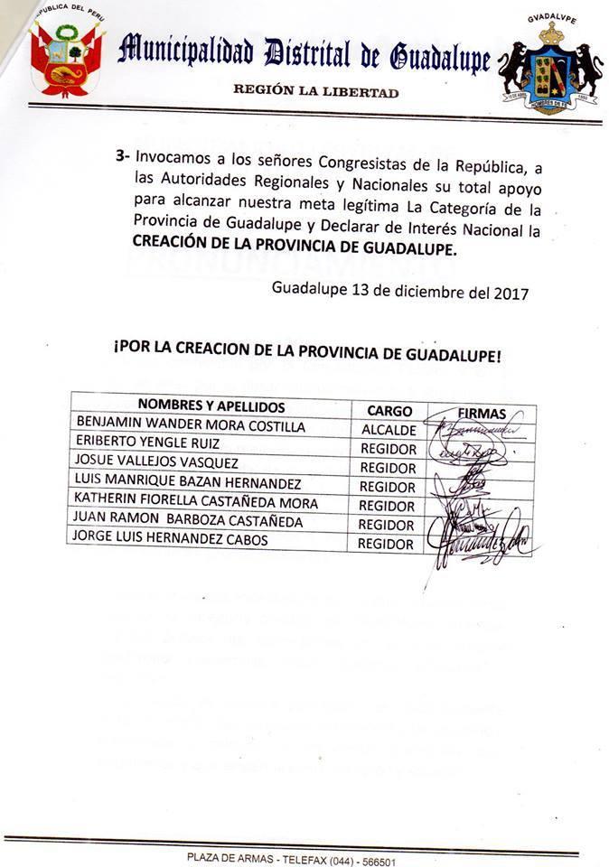 Guadalupe Provincia 2