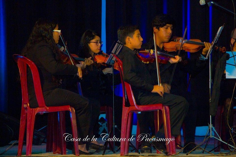 Taller Musica Casa De La Cultura Pacasmayo