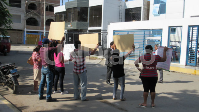 Protesta En Fiscalía 2