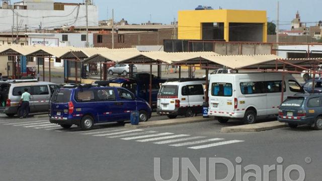 Camionetas Van Terminal Pacasmayo