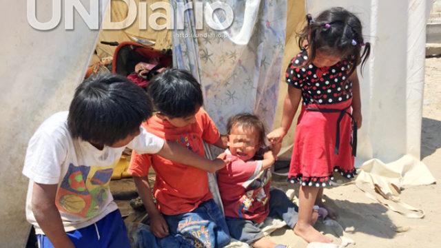 Damnificados Familia Pairazaman