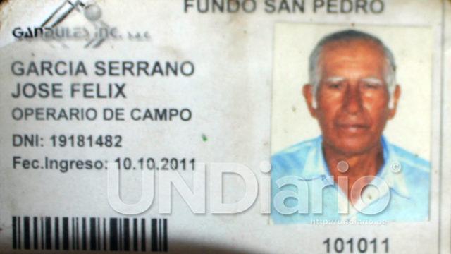 Felix Garcia Serrano