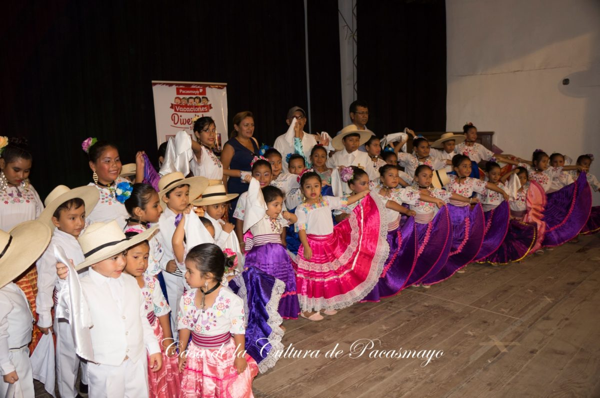 2 Clausura Talleres Verano Casa De La Cultura