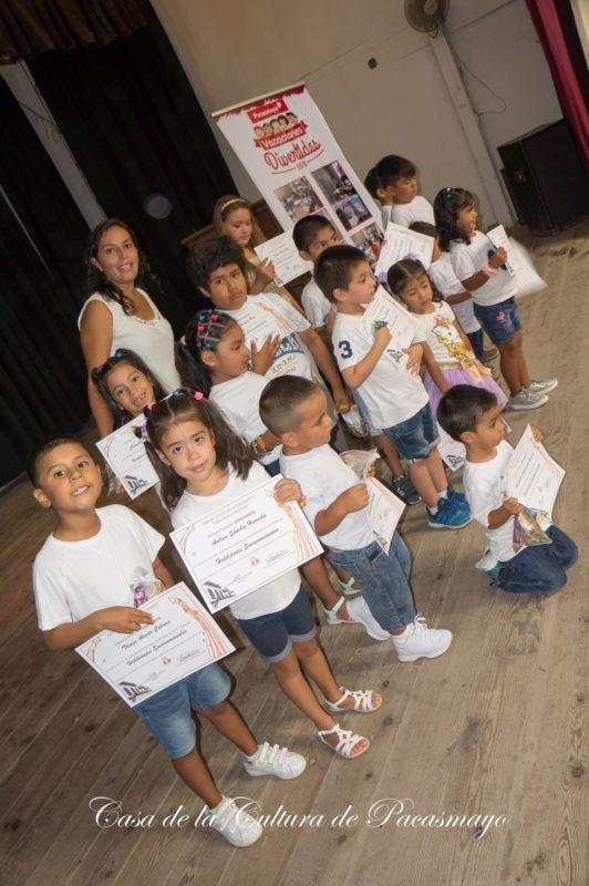 3 Clausura Talleres Verano Casa De La Cultura
