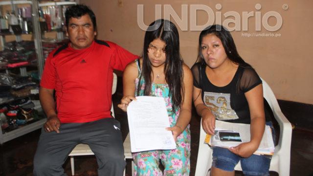 Accidente Sarita Reyes Rodriguez