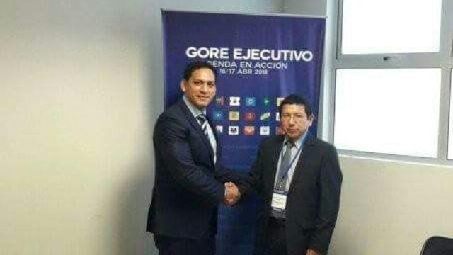 Luis Valdez Y Edmer Trujillo