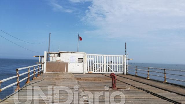 Muelle Bandera