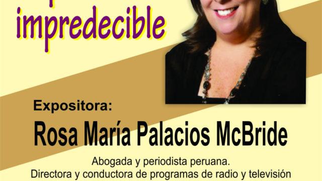 Conferencia Rosa Marí A