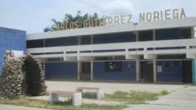 Gue Carlos Gutierrez Noriega