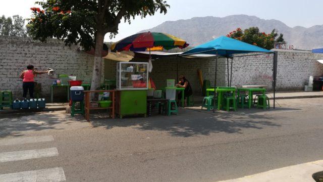 Kioscos Chepen Minsa Hospital