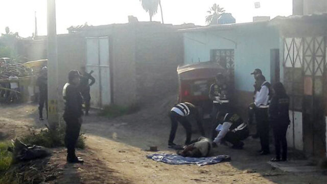 Asesinato en Guadalupe