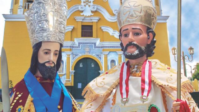 Pedro Y Pablo Programa Feria