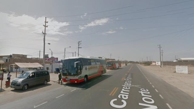 San Pedro De Lloc By Google