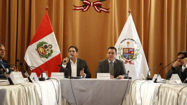 2 Consejo Regional La Libertad