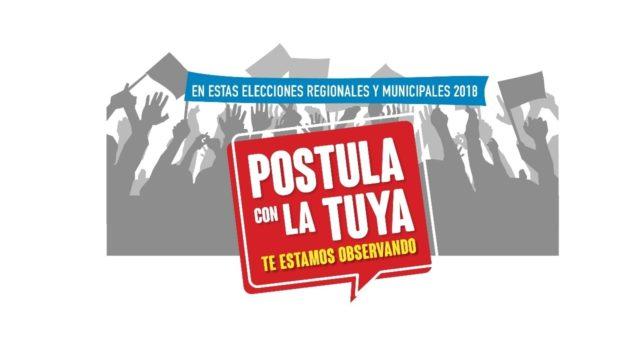 Campaña Postula Con La Tuya