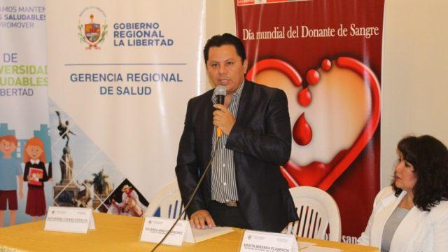 Eduardo Araujo Salud