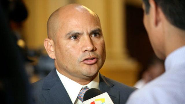Joaquin Ramirez By Congreso