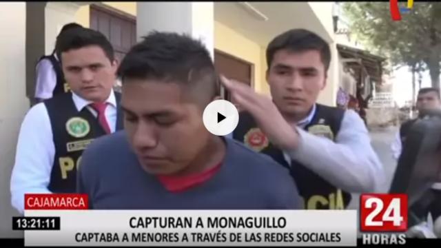 Monaguillo Cajamarca Pornografia
