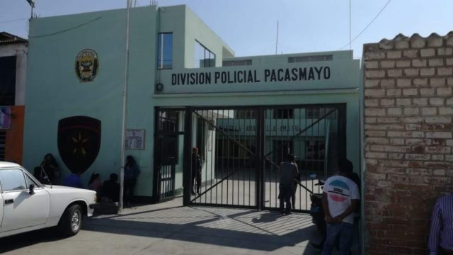 Divpol 2019 Division Policial Pacasmayo