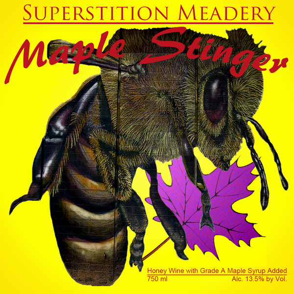 Product Image for 2015 Maple Stinger