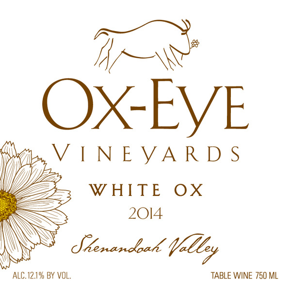 2018 Ox-Eye White Ox