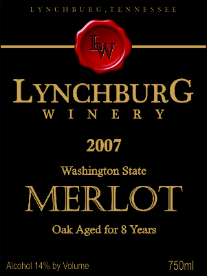 2007 Washington State Merlot Reserve