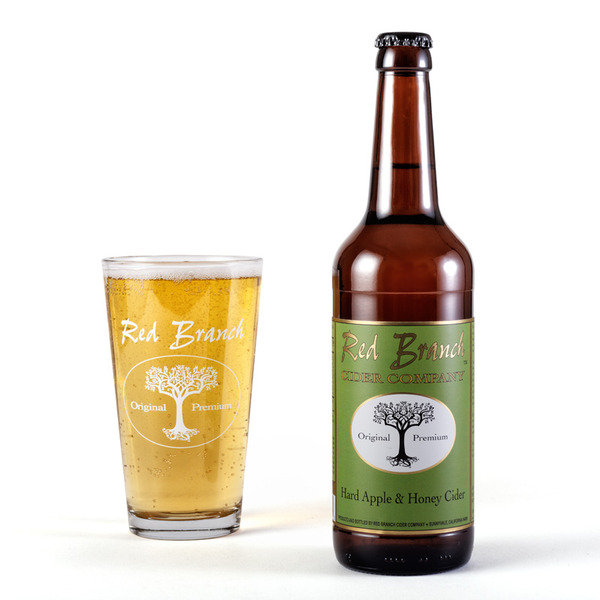 Product Image for Hard Apple & Honey Cider