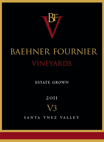 Product Image for 2014 V3 Bordeaux Blend Estate Grown