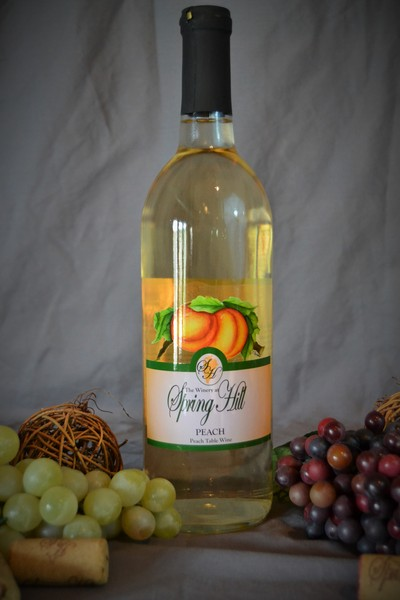 Product Image - 2018 Peach Wine
