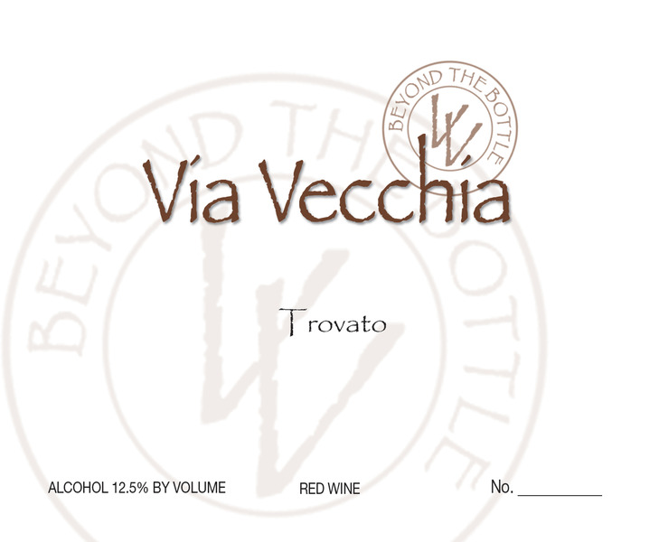Product Image - Sangiovese and Pinot Noir - Trovato